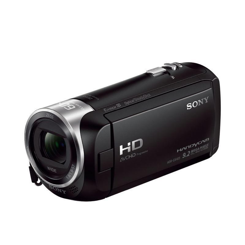 Videocámara Sony Handycam Con Sensor Exmor R - HDR-CX405