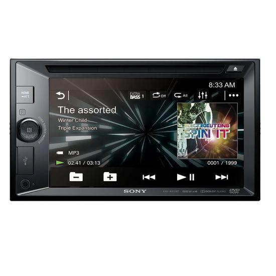 Receptor de DVD con LCD de 15,7cm (6,2pulg.)