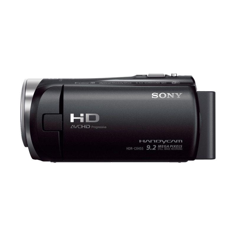 Videocámara Sony Handycam Con Sensor Exmor R® - HDR-CX455