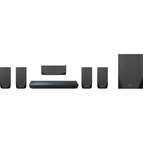 Teatro en casa con Blu-ray & Bluetooth