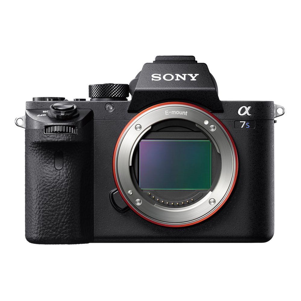 Cámara a7S II con montura E y sensor full-frame   Sony Store ...