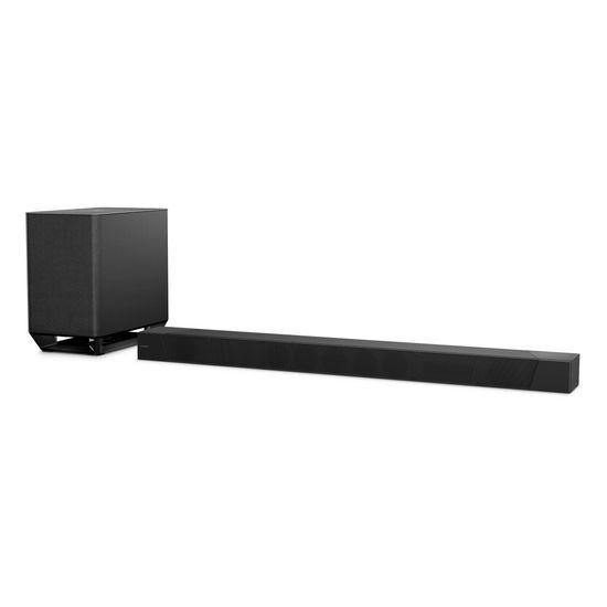 Barra de sonido Dolby® Atmos 7.1.2 con Wi-Fi®/tecnología Bluetooth®