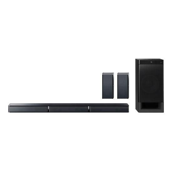 Sistema de Teatro en Casa de 5.1 canales con tecnología Bluetooth®