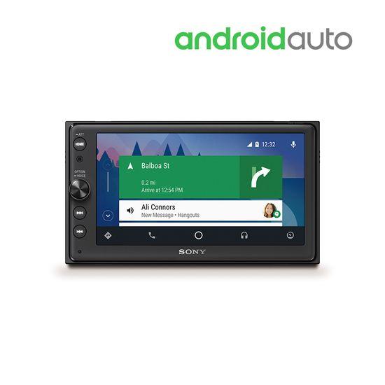 XAV-AX100_Front_Android_Auto-Large