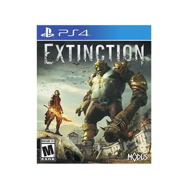 PS4-Extinction