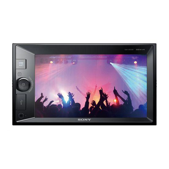"""Receptor de DVD LCD de 15,7cm (6,2"""")"""