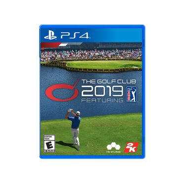 PS4-Golf-Club
