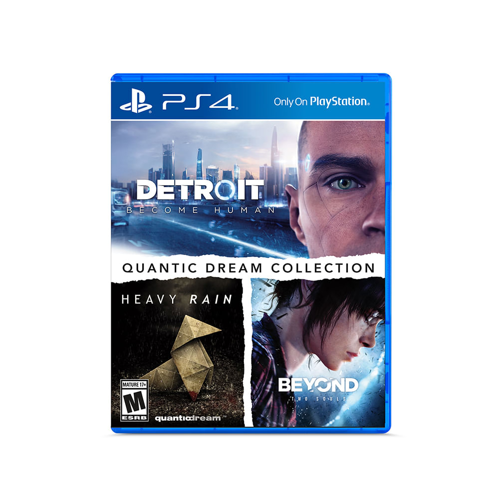| PS4 Quantic Dreams Collection