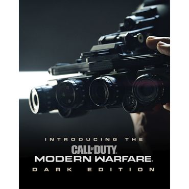 PS4-Call-of-Duty-Modern-Warfare-Dark-Edition