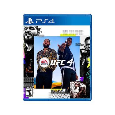 PS4-UFC-4
